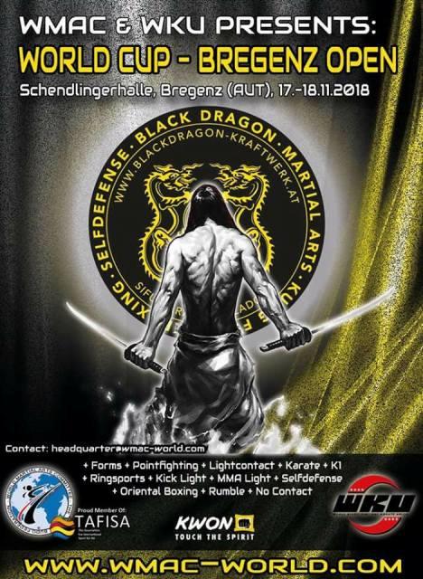 Bregenz Open 2018